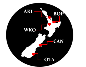 Location of rugby Union